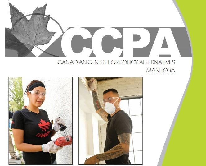 CCPA-Canadian Centre for Policy Alternatives Manitoba