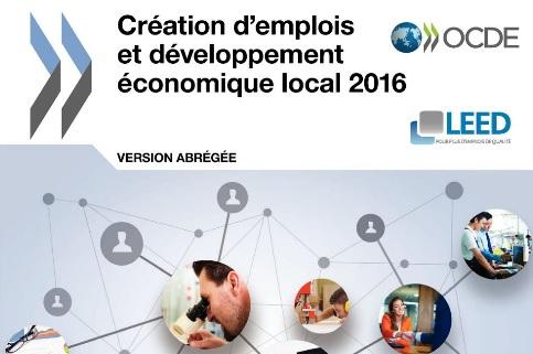 Création d'emplois et développement économique local 2016