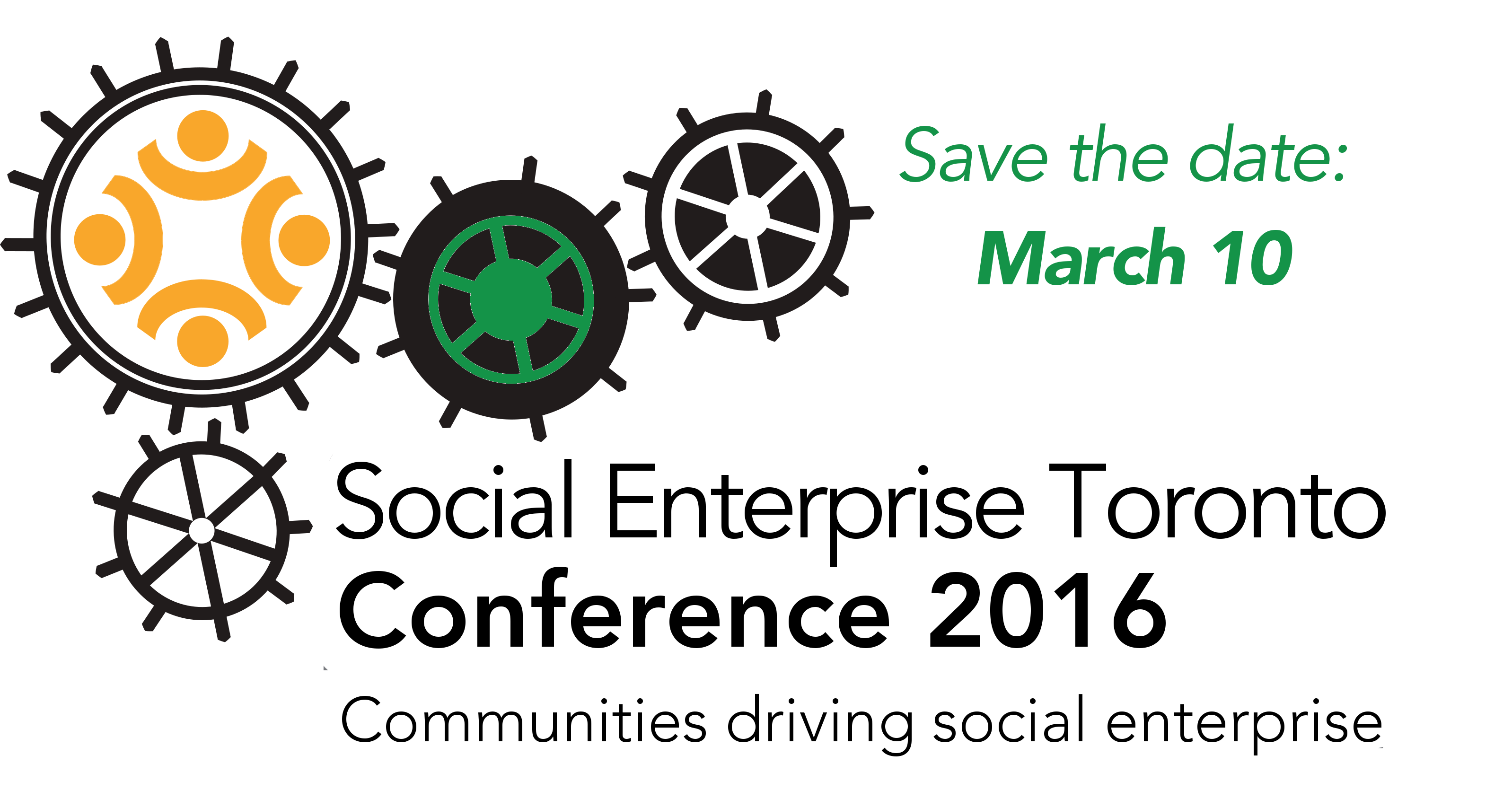 Social Enterprise Toronto Conference 2016: Communities driving social enterprise