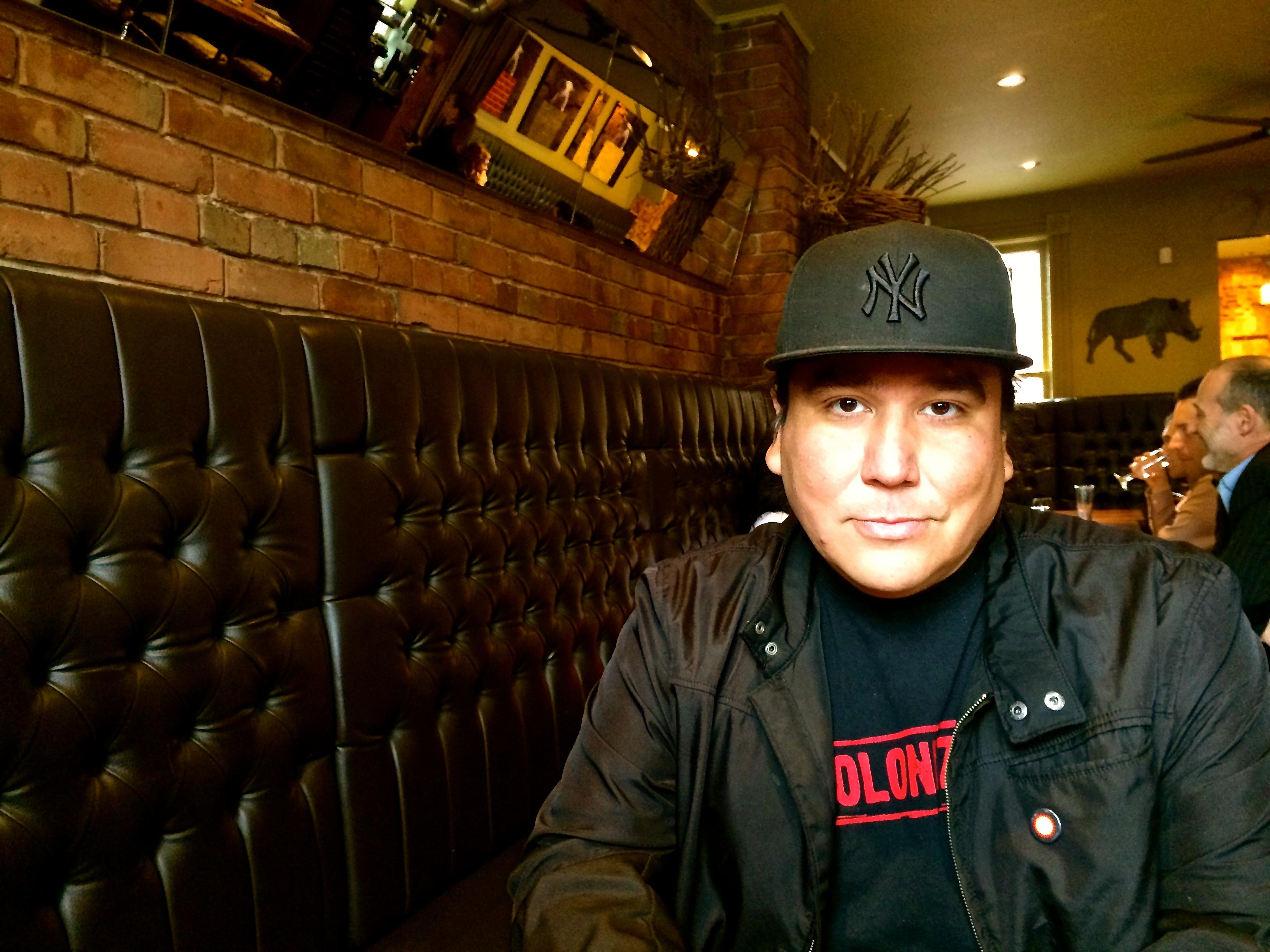 Clayton Thomas-Muller
