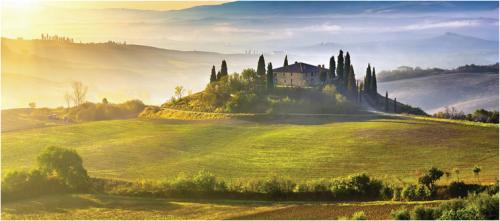 Monte Ginezzo, Tuscany, Italy