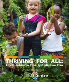 Thriving for All: Lower Columbia Poverty Reduction Plan