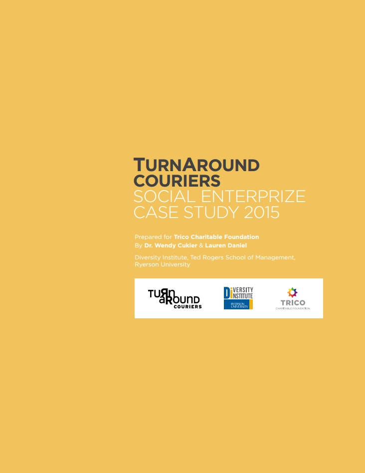 TurnAround Couriers Social EnterPrize Case Study