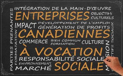 Entreprises canadiennes à vocation sociale