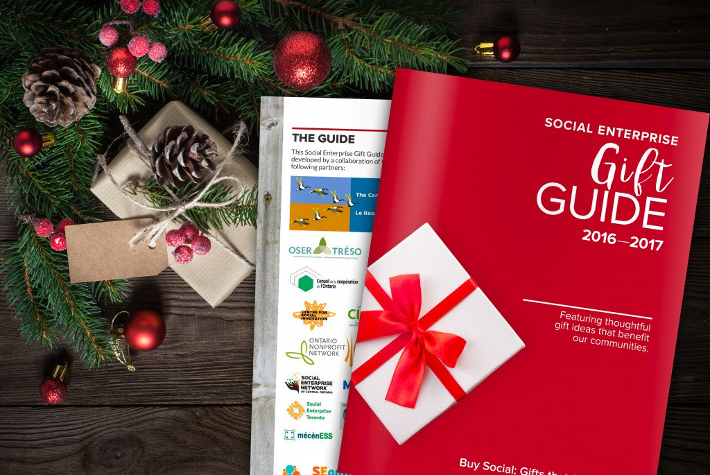 Social Enterprise Gift Guide