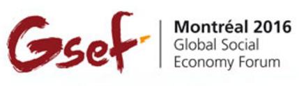 GSEF|Montréal 2016 Global Social Economy Forum