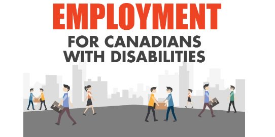 Employment for Canadians with Disabilities