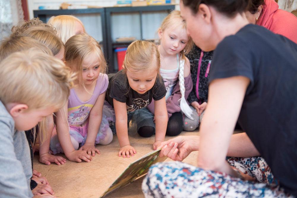 Dansa en bok - nytt projekt i Uppsala län