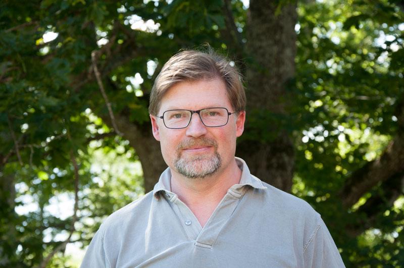 John Sjöberg - ny rektor på Wiks folkhögskola