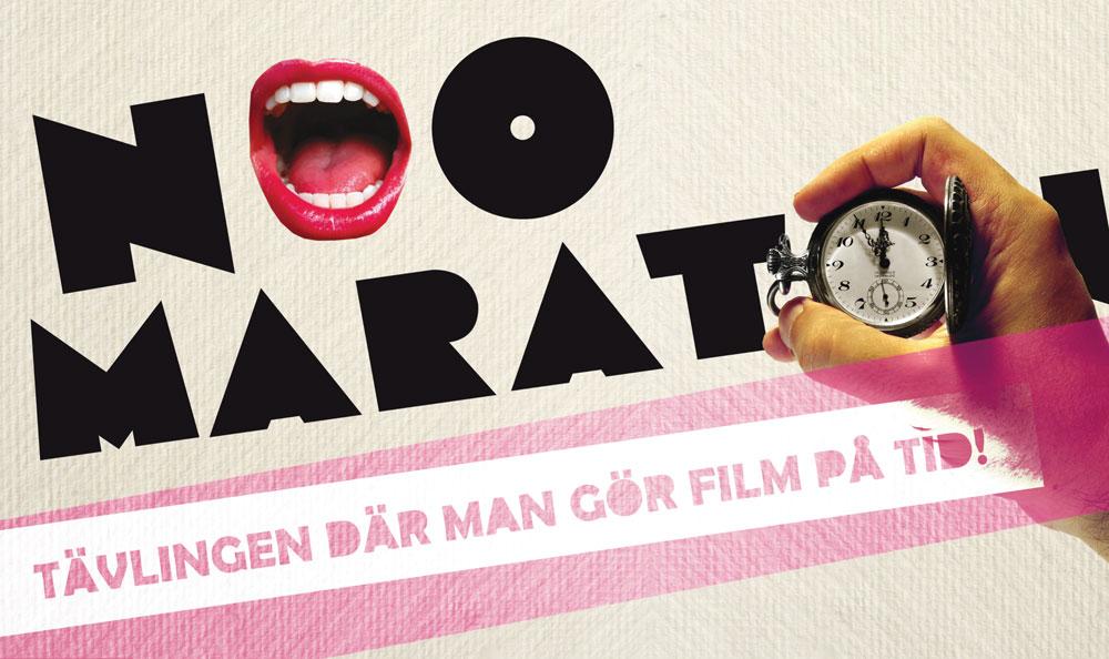 Noomaraton 2016 - filmtävling på tid