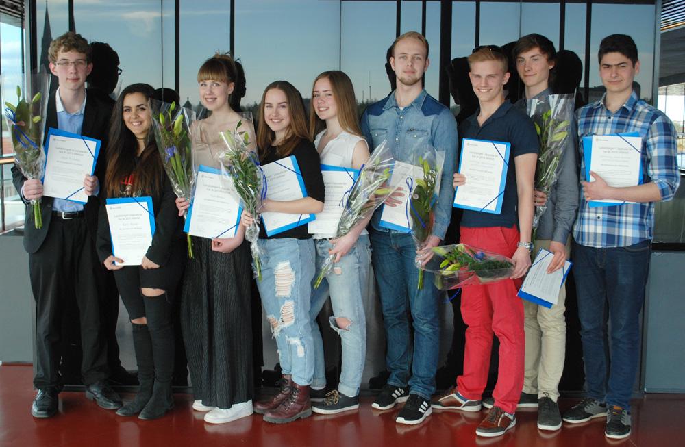 Ungdomsstipendiaterna 2015
