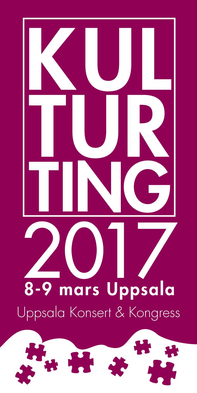 Kulturting 2017 i Uppsala