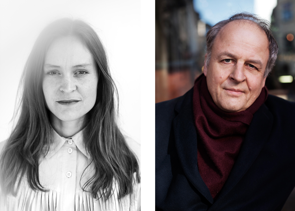 Elin Cullhed och Henrik Berggren