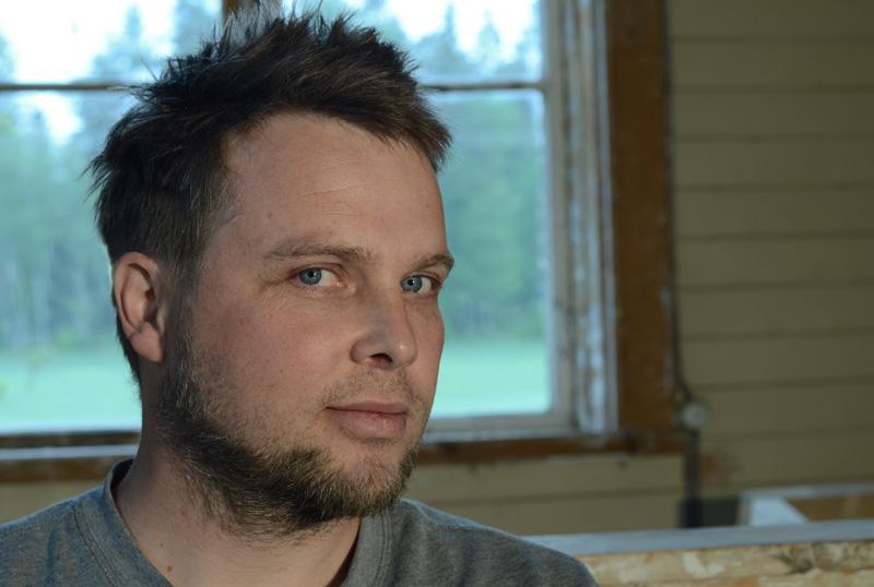 Fredrik Strid, landstingets konststipendiat 2015