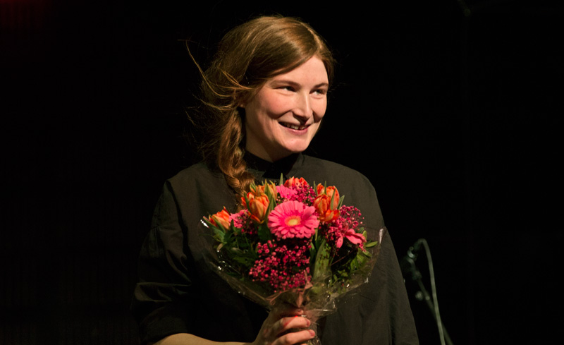 Anna Haglund. Foto: Magnus Laupa
