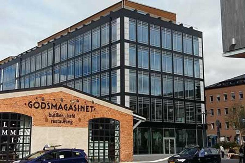 Kultur och bildnings nya lokaler i kvarteret Eldaren