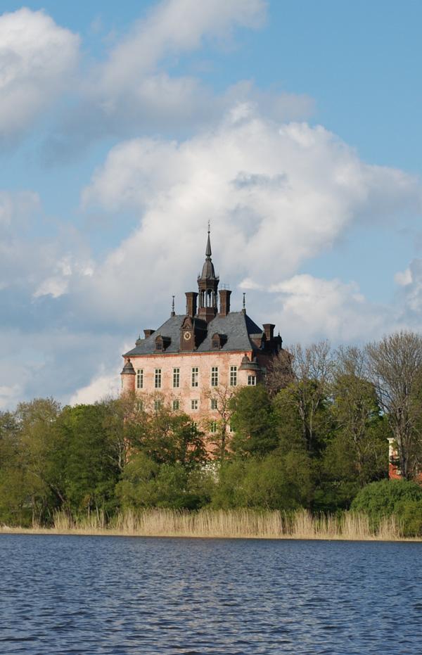 Wiks slott. Foto: Gunnar Matti