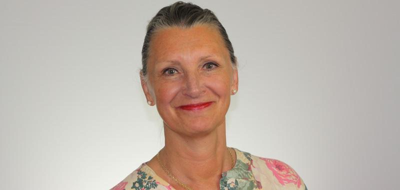 Anna Söderbäck, kulturdirektör i Landstinget i Uppsala län