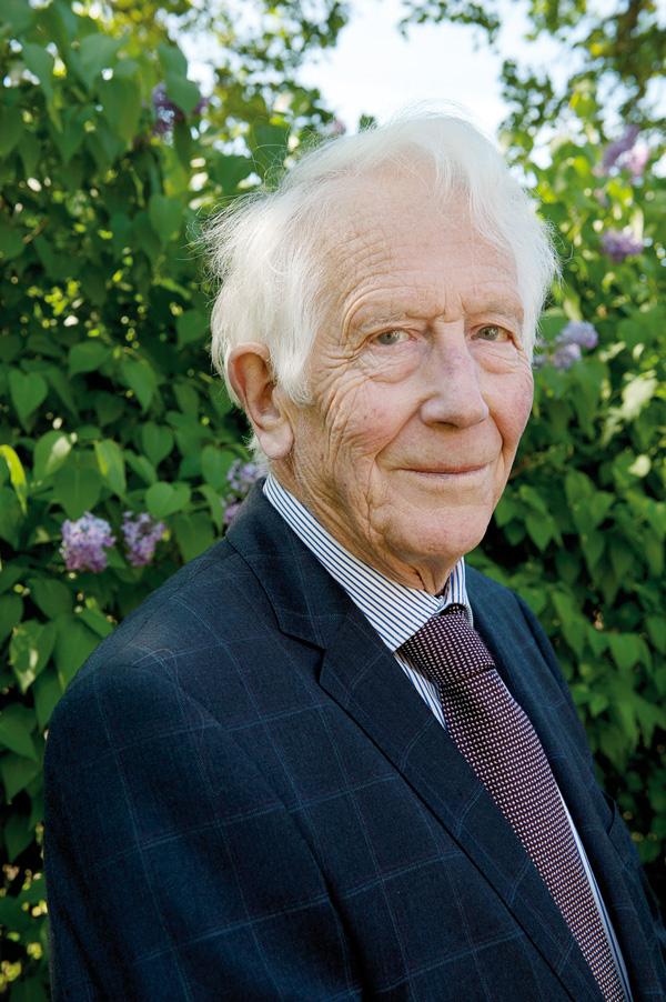 Carl-Göran Ekerwald. Foto: Eva Wernlid