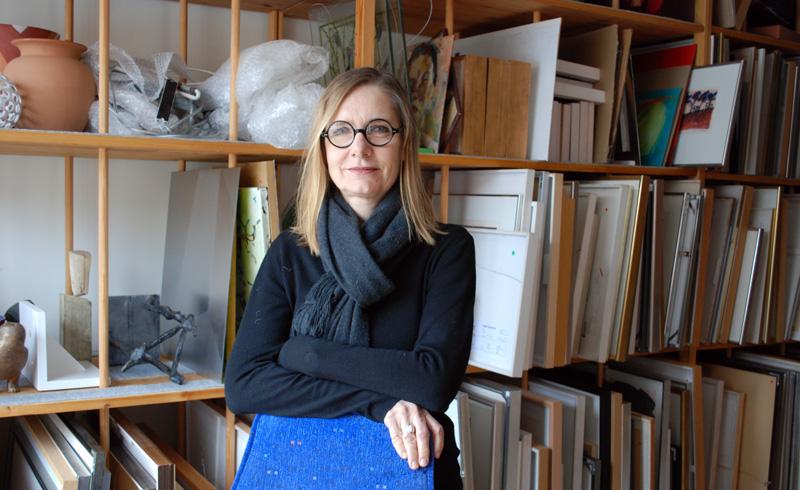 Eva Rosengren, ny projektledare i konst på Kulturenheten