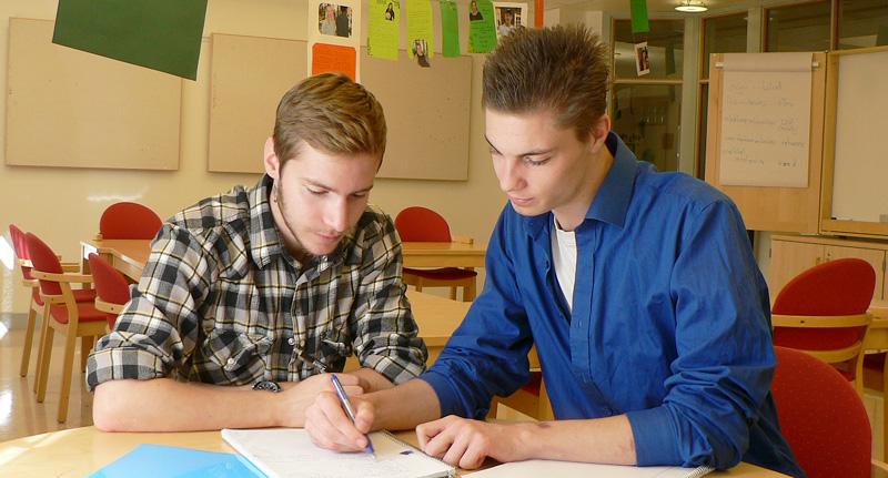 Studiemotiverade kurser på Uppsala folkhögskola
