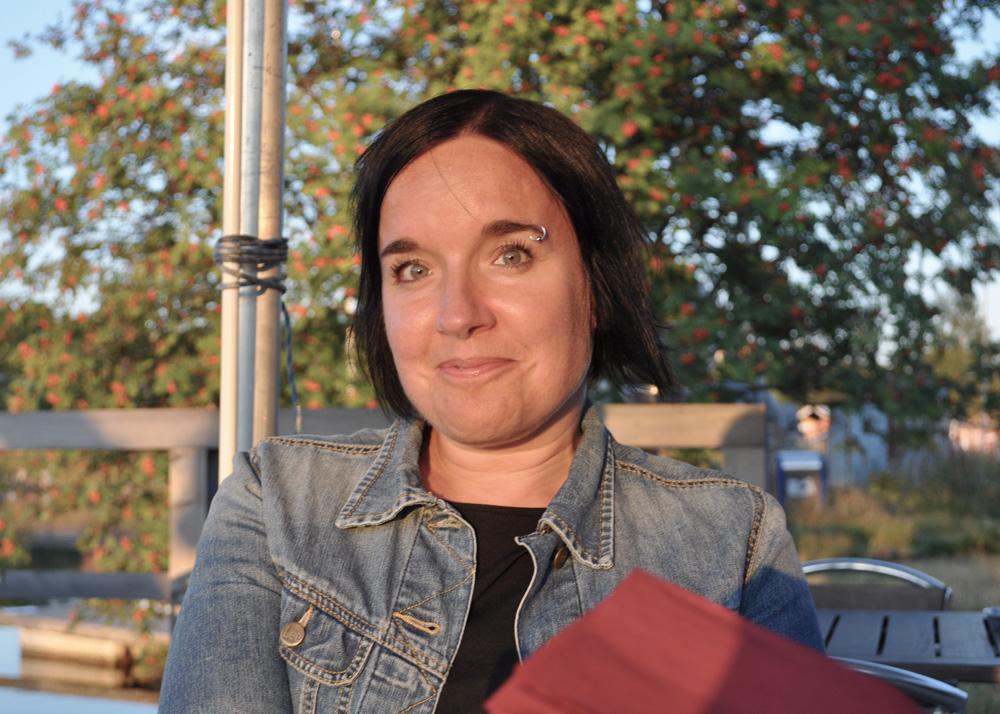 Lisa Ångman. Foto: Marie-Louise Eriksson