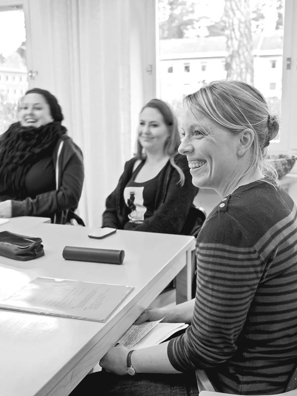 Ny studiemotiverande kurs på Uppsala folkhögskola 16 september