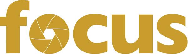 Logotypen för Focus filmfestival