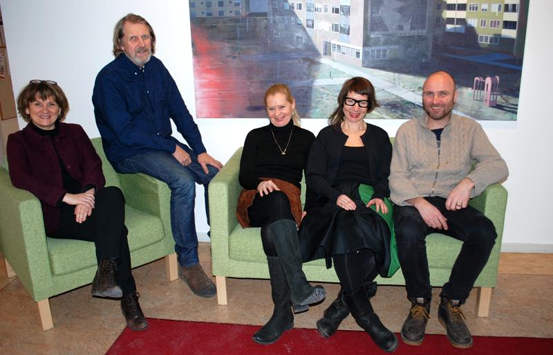 Konstkonsulterna vid Kultur i länet