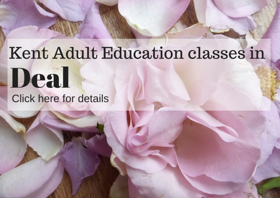 Flower arranging classes in Deal