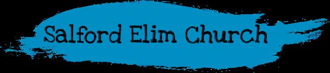 Salford Elim Church Logo