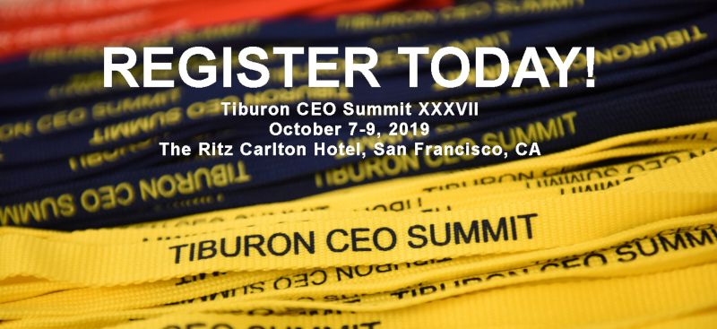 Tiburon CEO Summit XXXVII Registration