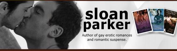 Author Sloan Parker