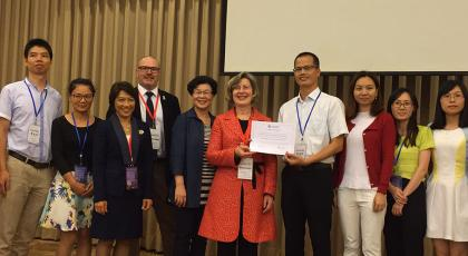 Chinese universities receive WCPT education accreditation