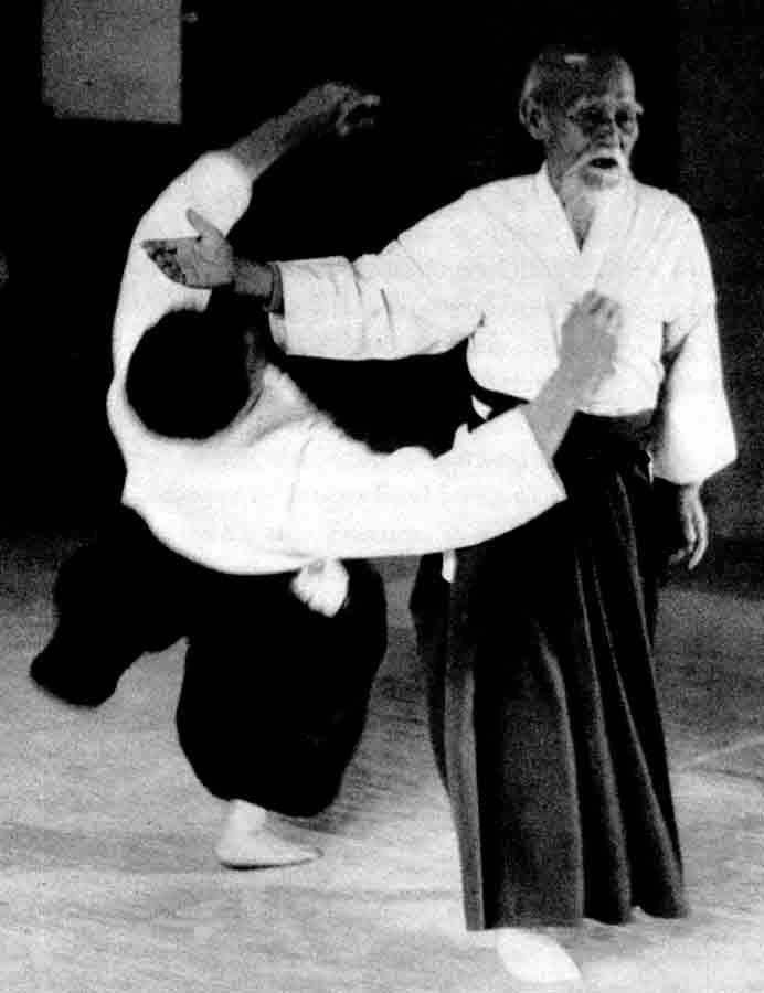 Создатель Айкидо Морихэй Уэсиба