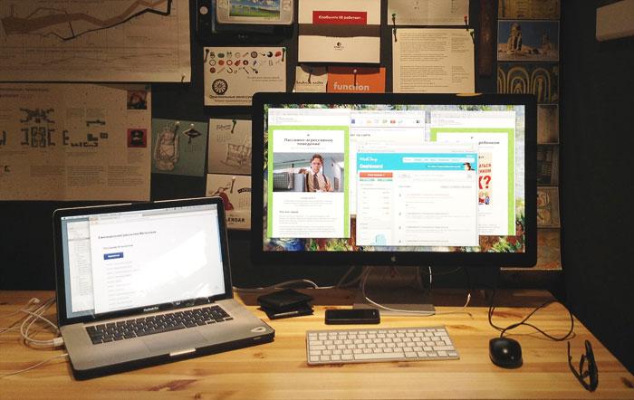 Рабочее место редактора рассылки