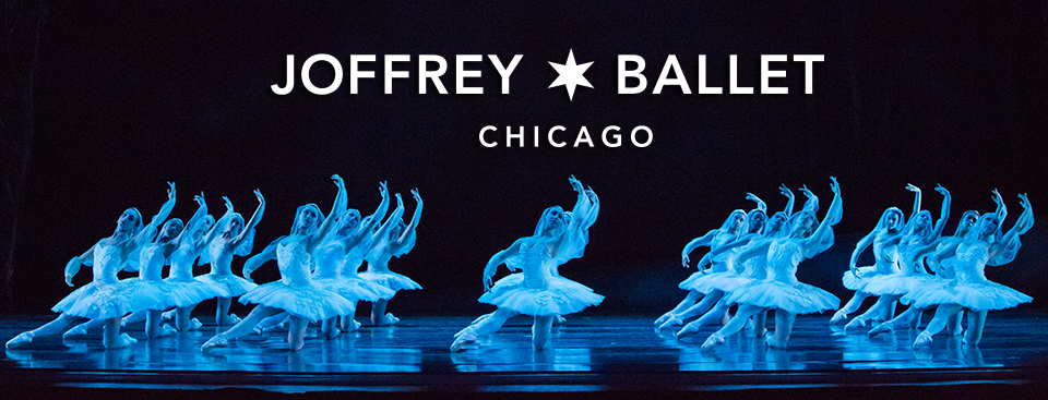 The Joffrey Ballet in Chicago.