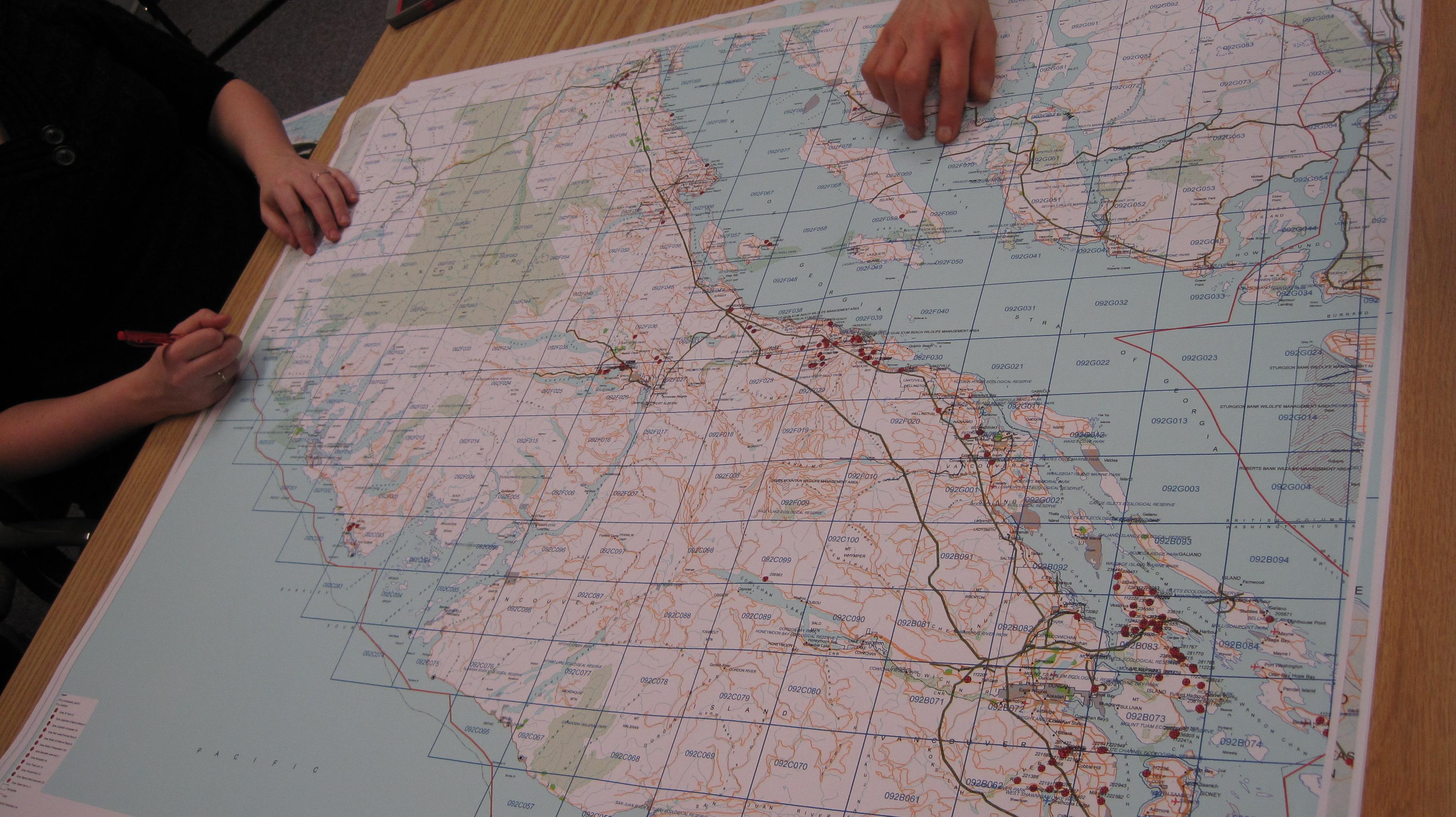 Coastal ISC Invasive Species Management Area