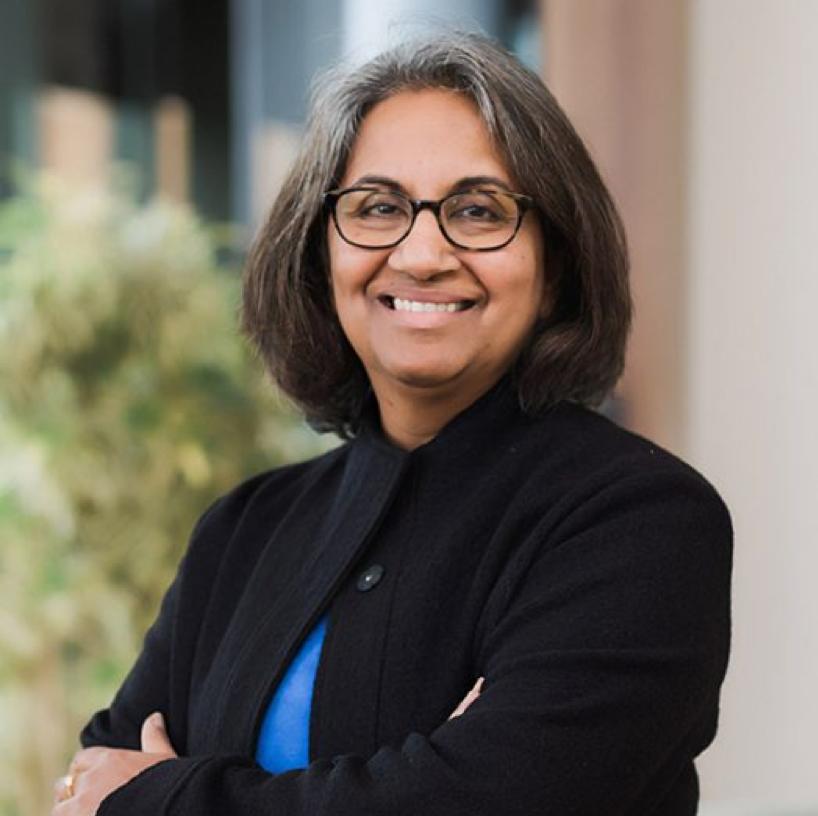 Meera Mani, board secretary