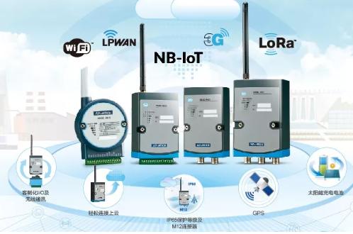NB-IoT感知终端WISE系列||通过轻松上云让数据采集工作无线化、低功耗、低成本,实现手机访问、智能化数据上传。