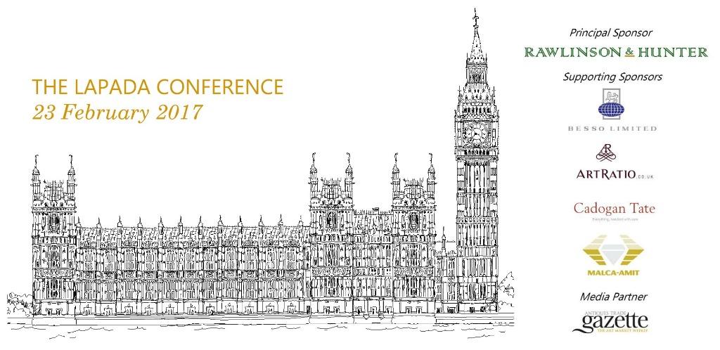 The LAPADA Conference 2017