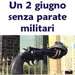Un 2 giugno senza parate militari