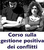 Corso sulla gestione positiva dei conflitti