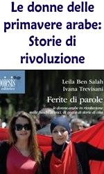 Le donne delle primavere arabe: storie di rivoluzione