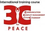 International training course Communication Conflict  Management  Active Citizenship