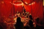 tenda rossa delle donne