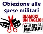 Obiezione alle spese militari