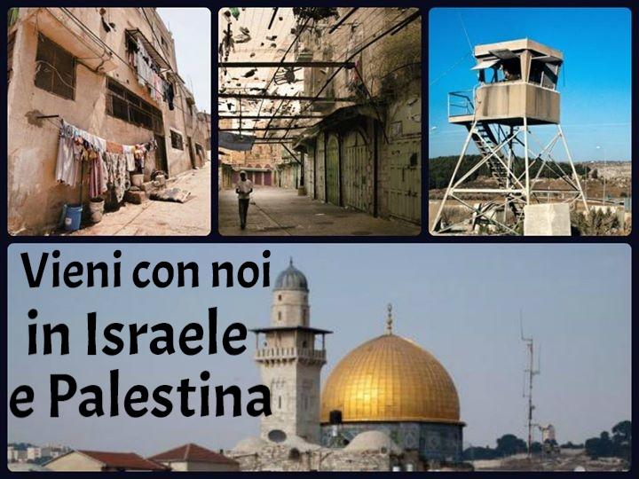 Serata di presentazione viaggio in Israele e Palestina