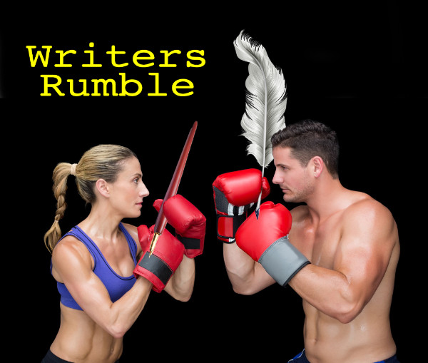Writers Rumble (in the Jungle)