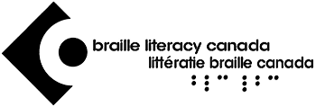Logo: Braille Literacy Canada